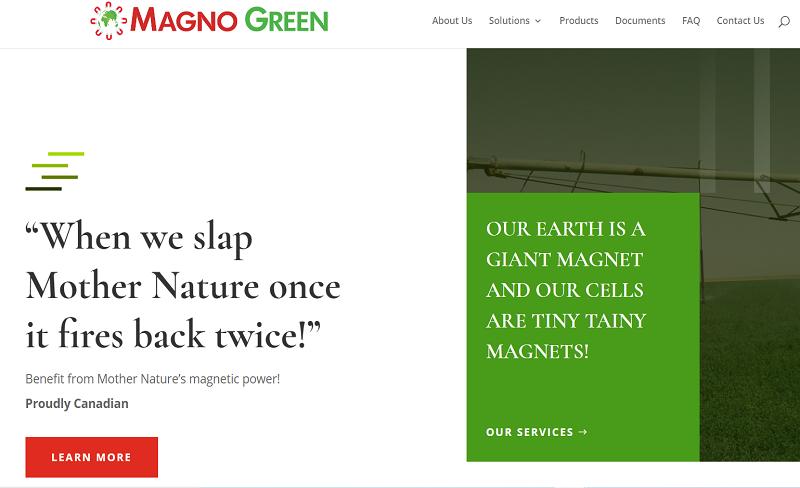 magnogreen.com